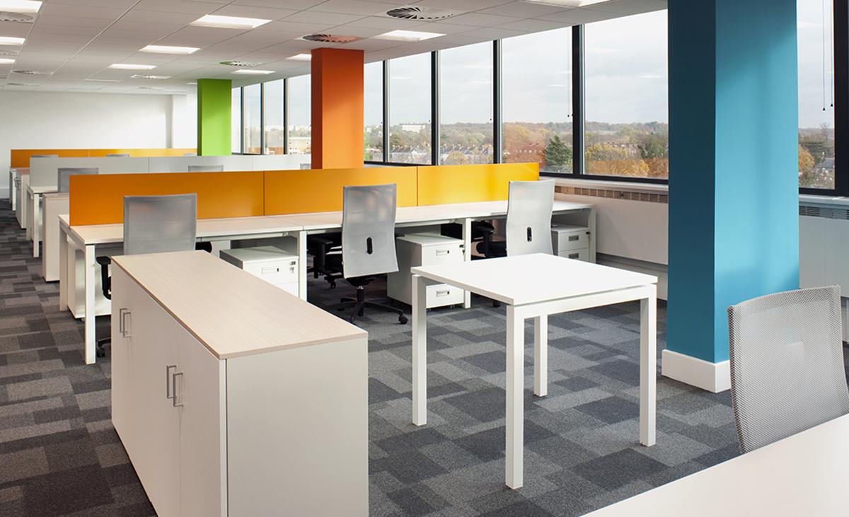 NRS Media Office Desks