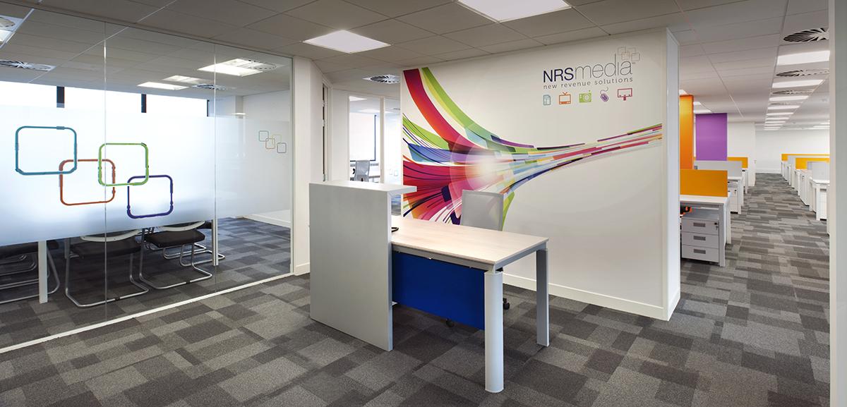 NRS Media Reception