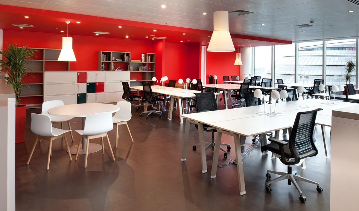 London & Partners Desks