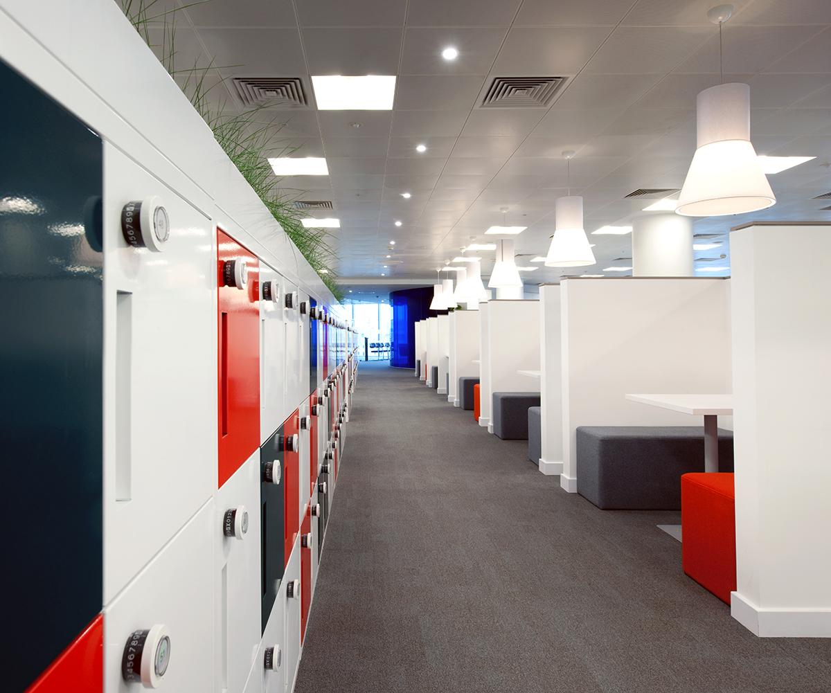 London & Partners Lockers