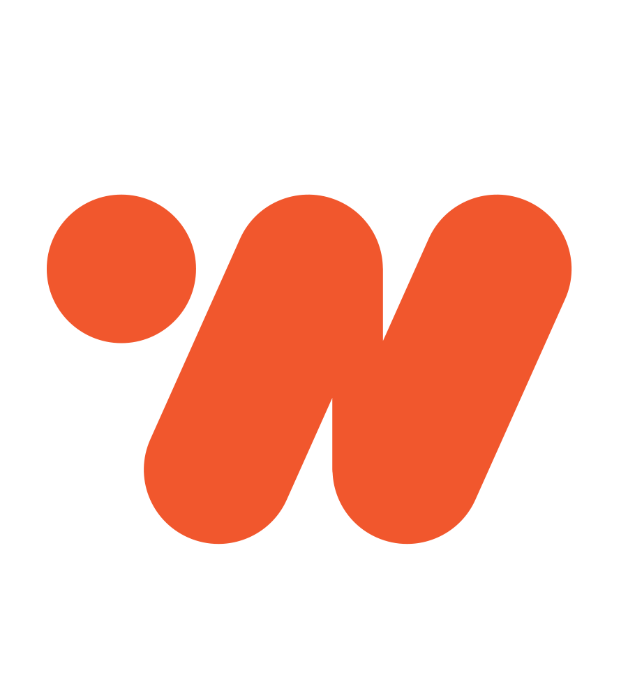 onwave logo - orange and black
