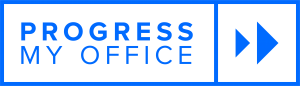 Progress My Office Logo Blue